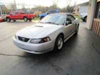 2002 Ford Mustang Deluxe 2dr Convertible