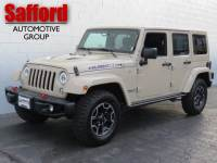 2016 Jeep Wrangler Unlimited Rubicon 4x4