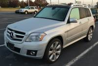 2012 Mercedes-Benz GLK 350 4MATIC SUV