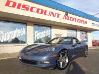 2012 Chevrolet Corvette 2dr Coupe w/2LT