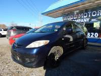 2009 Mazda MAZDA5 Grand Touring Mini-Van 4dr 5A