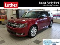 2013 Ford Flex SEL AWD SUV V-6 cyl