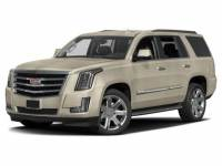 Used 2017 Cadillac Escalade Luxury in Ardmore, OK