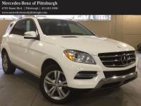 2015 Mercedes-Benz M-CLASS in Pittsburgh