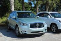Pre-Owned 2014 INFINITI QX60 FWD 4dr FWD Sport Utility