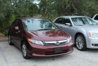 Pre-Owned 2012 Honda Civic 4dr Auto LX FWD 4dr Car