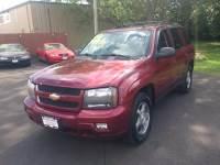 2008 Chevrolet TrailBlazer LS Fleet1 4x2 4dr SUV