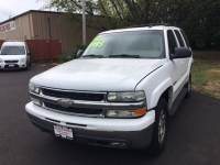 2002 Chevrolet Tahoe Base 4dr 4WD SUV