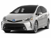 Used 2017 Toyota Prius v For Sale | Victoria BC