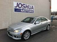 2009 Mercedes-Benz C-Class AWD C 300 Luxury 4MATIC 4dr Sedan