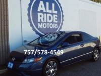 2006 Honda Civic LX 2dr Coupe w/Automatic