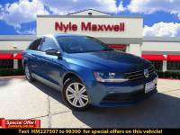 DEALER CERTIFIED PRE-OWNED 2017 VOLKSWAGEN JETTA 1.4T S FWD 4DR CAR