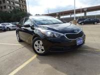 DEALER CERTIFIED PRE-OWNED 2016 KIA FORTE LX FWD 4DR CAR