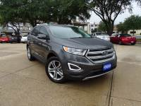 DEALER CERTIFIED PRE-OWNED 2015 FORD EDGE TITANIUM FWD SPORT UTILITY