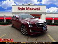 DEALER CERTIFIED PRE-OWNED 2016 CADILLAC ATS SEDAN PREMIUM COLLECTION AWD AWD
