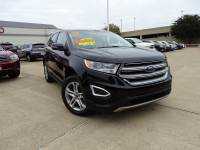 DEALER CERTIFIED PRE-OWNED 2017 FORD EDGE TITANIUM AWD