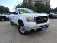 DEALER CERTIFIED PRE-OWNED 2009 GMC SIERRA 2500HD WORK TRUCK RWD REGULAR CAB PICKUP