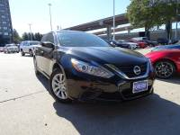 DEALER CERTIFIED PRE-OWNED 2016 NISSAN ALTIMA 2.5 SR FWD 4DR CAR
