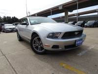 DEALER CERTIFIED PRE-OWNED 2011 FORD MUSTANG V6 RWD CONVERTIBLE