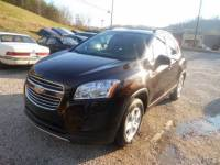 2015 Chevrolet Trax AWD LT 4dr Crossover w/1LT