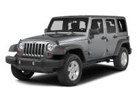 2014 Jeep Wrangler Unlimited 4x4 Sahara 4dr SUV