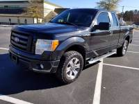 2012 Ford F-150 4x4 STX 4dr SuperCab Styleside 6.5 ft. SB