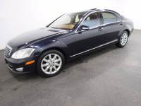 2008 Mercedes-Benz S-Class AWD S 550 4MATIC 4dr Sedan