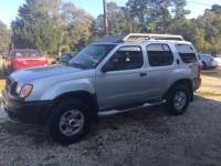 2000 Nissan Xterra 4dr XE V6 4WD SUV