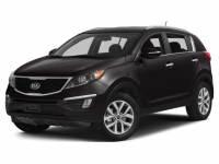 Used 2016 Kia Sportage LX FWD SUV near San Antonio