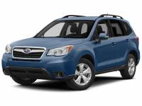Used 2014 Subaru Forester 2.5i Premium SUV near San Antonio