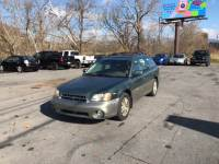 2002 Subaru Outback AWD 4dr Wagon w/Weather Pkg
