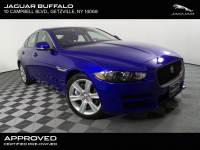 Certified Pre-Owned 2018 Jaguar XE 25t Premium Sedan in Getzville, NY