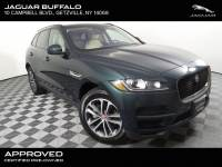 Certified Pre-Owned 2018 Jaguar F-PACE 20d Premium SUV in Getzville, NY