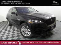 Certified Pre-Owned 2018 Jaguar F-PACE 35t Prestige SUV in Getzville, NY