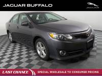 Used 2014 Toyota Camry SE Sedan in Getzville, NY