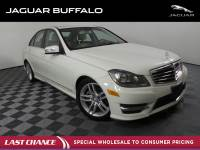 Used 2012 Mercedes-Benz C-Class C300 Sedan in Getzville, NY
