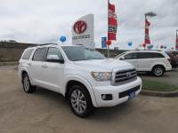 2016 Toyota Sequoia 4x2 Limited 4dr SUV