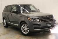 New 2017 Land Rover Range Rover With Navigation