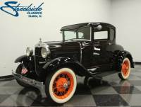 1930 Ford Model A 5 Window Coupe $16,995