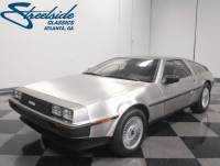 1981 DeLorean DMC-12 $49,995
