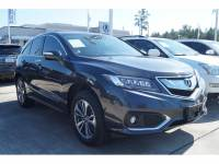 2016 Acura RDX Base w/Advance Package A6