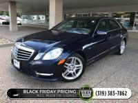 2012 Mercedes-Benz E-Class E 350 4MATIC Sedan