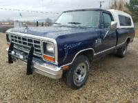 1985 Dodge RAM 250 2dr 4WD Standard Cab LB