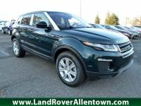 New 2017 Land Rover Range Rover Evoque SE Premium With Navigation