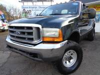 2001 Ford F-350 Super Duty 4X4 DIESEL 7.3 POWERSTROKE SUPER CAB SHORT BED