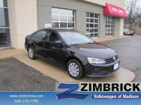 2015 Volkswagen Jetta 4dr Auto 2.0L S w/Technology Car in Madison, WI