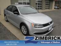 2014 Volkswagen Jetta 4dr Auto S Car in Madison, WI