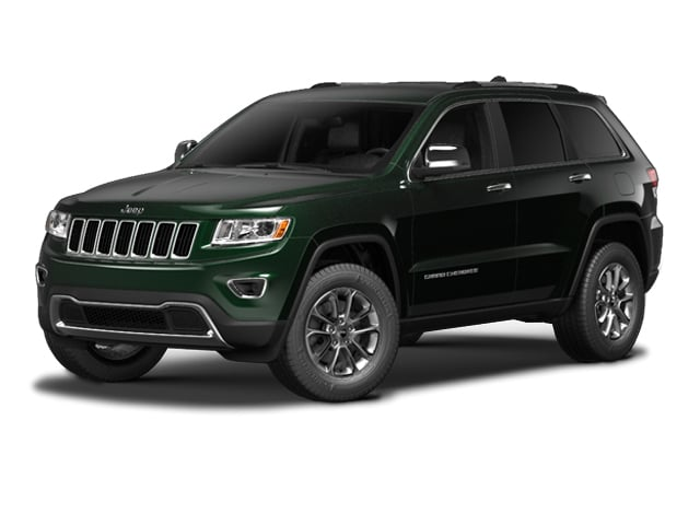 2015 Jeep Grand Cherokee Limited SUV 4WD