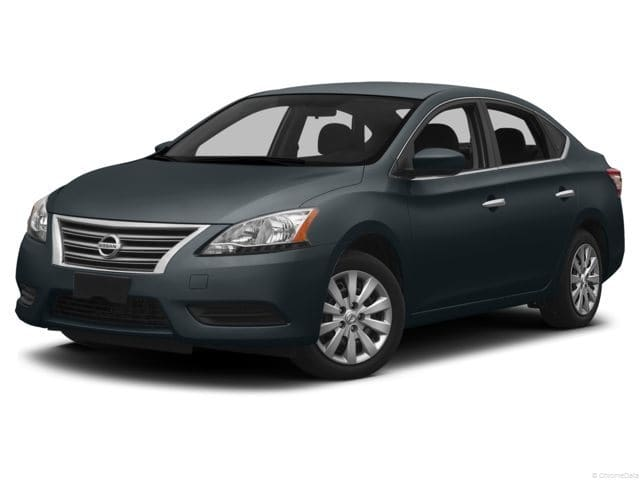 2014 Nissan Sentra S Sedan in Norfolk
