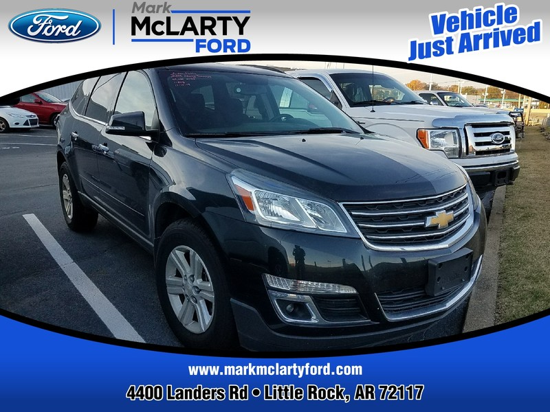 Pre-Owned 2014 CHEVROLET TRAVERSE LT CLOTH Front Wheel Drive Sport Utility